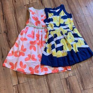 Girls bundle of size 6 dresses
